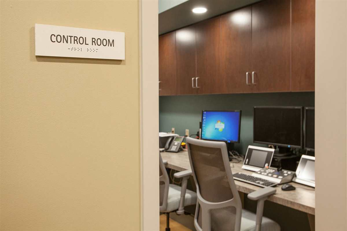 Cancer Care Control Room