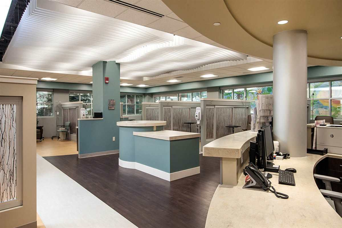 Cancer Care Chemo Stations