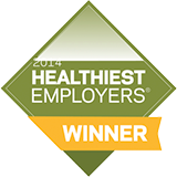 Healthiest Employers 2014